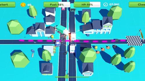 汽车驾驶拼图游戏最新版