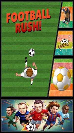 足球冲刺汉化手机版下载
