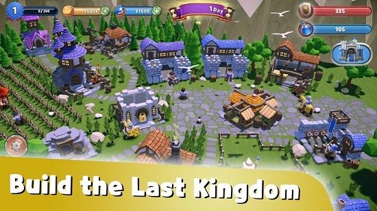 最后的王国防御游戏安卓版下载