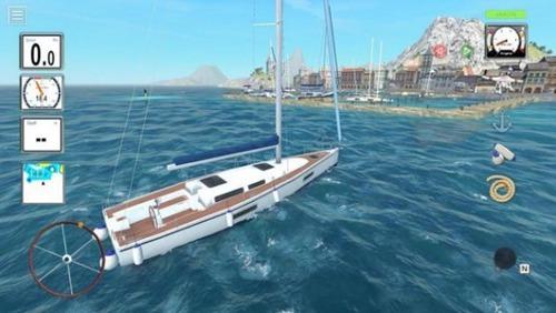 轮船3D停靠安卓版