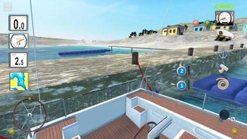 轮船3D停靠安卓最新版