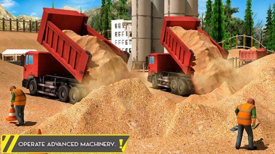 泥沙挖掘机中文官方版