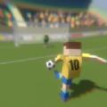方块足球明星破解版最新版  v1.1