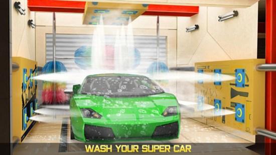 豪车清洁模拟器手游游戏下载