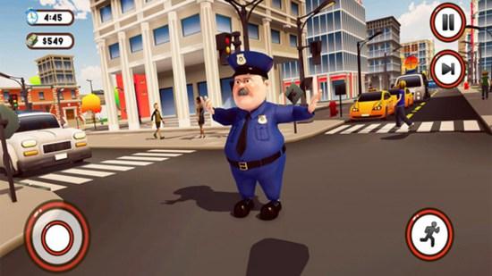 交警执勤模拟器最新安卓版 交警执勤模拟器中文版 交警执勤模拟器官方正式版游戏下载