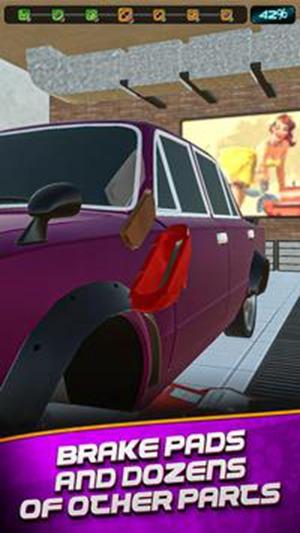 汽械修理工模拟器游戏最新版