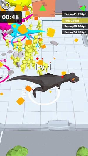 恐龙横行小游戏破解版下载