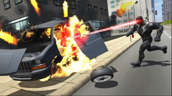 超级暗影英雄最新中文版 超级暗影英雄手机安卓版 超级暗影英雄汉化版游戏下载