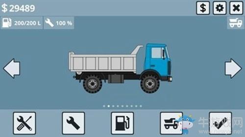 迷你卡车2D安卓最新版