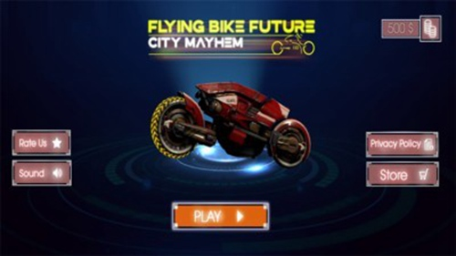 赛博朋克飞车游戏最新版下载