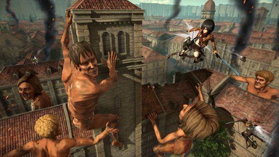 进击的巨人2最终之战中文版