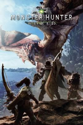 怪物猎人世界官方正版