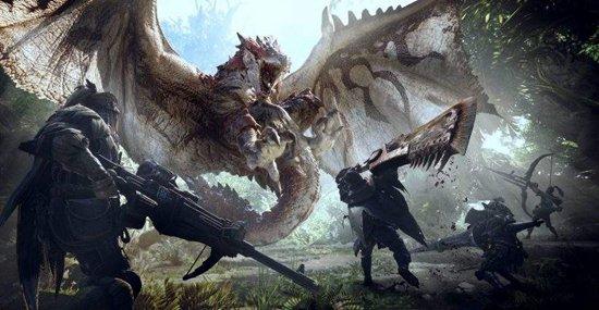 怪物猎人世界官方正版 怪物猎人世界中文版 怪物猎人世界手机安卓版