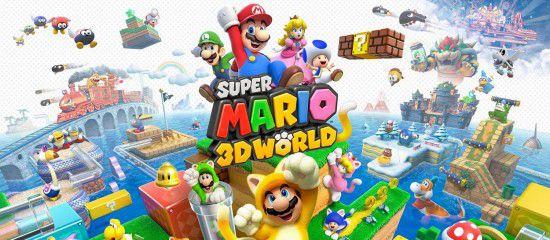 超级马里奥3d官方正式版