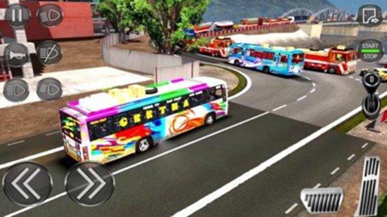 城市大巴挑战赛最新中文版