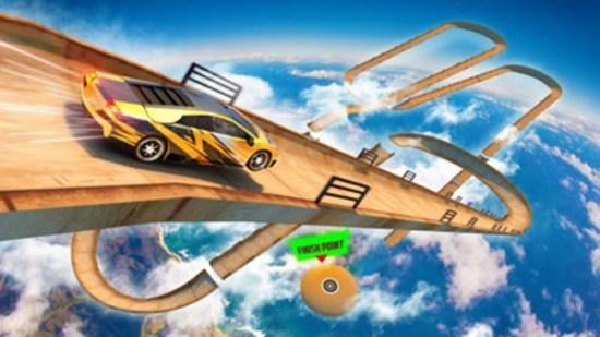 巨型坡道终极赛安卓版游戏下载