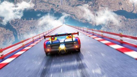 巨型坡道终极赛最新安卓版