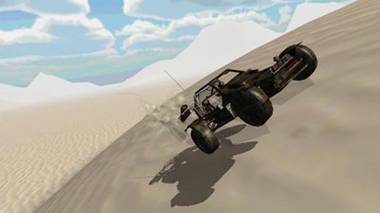 沙漠越野赛中文版游戏下载