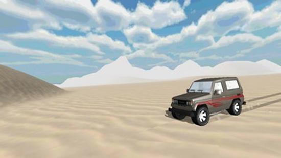 沙漠越野赛安卓免费版