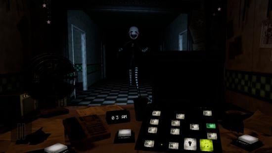 午夜玩具熊合集游戏下载