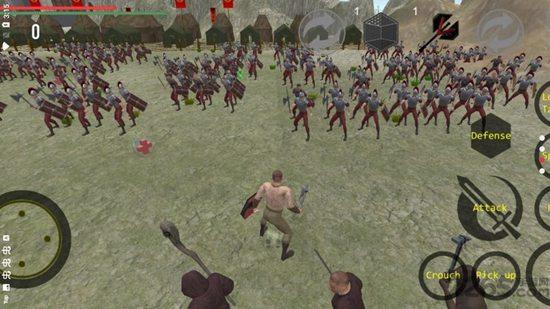斯巴达克斯角斗士起义游戏安卓版