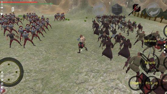 斯巴达克斯角斗士起义游戏手游下载