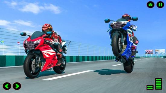 摩托赛车超级联赛2020游戏下载