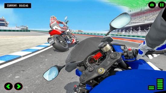 摩托赛车超级联赛2020苹果版