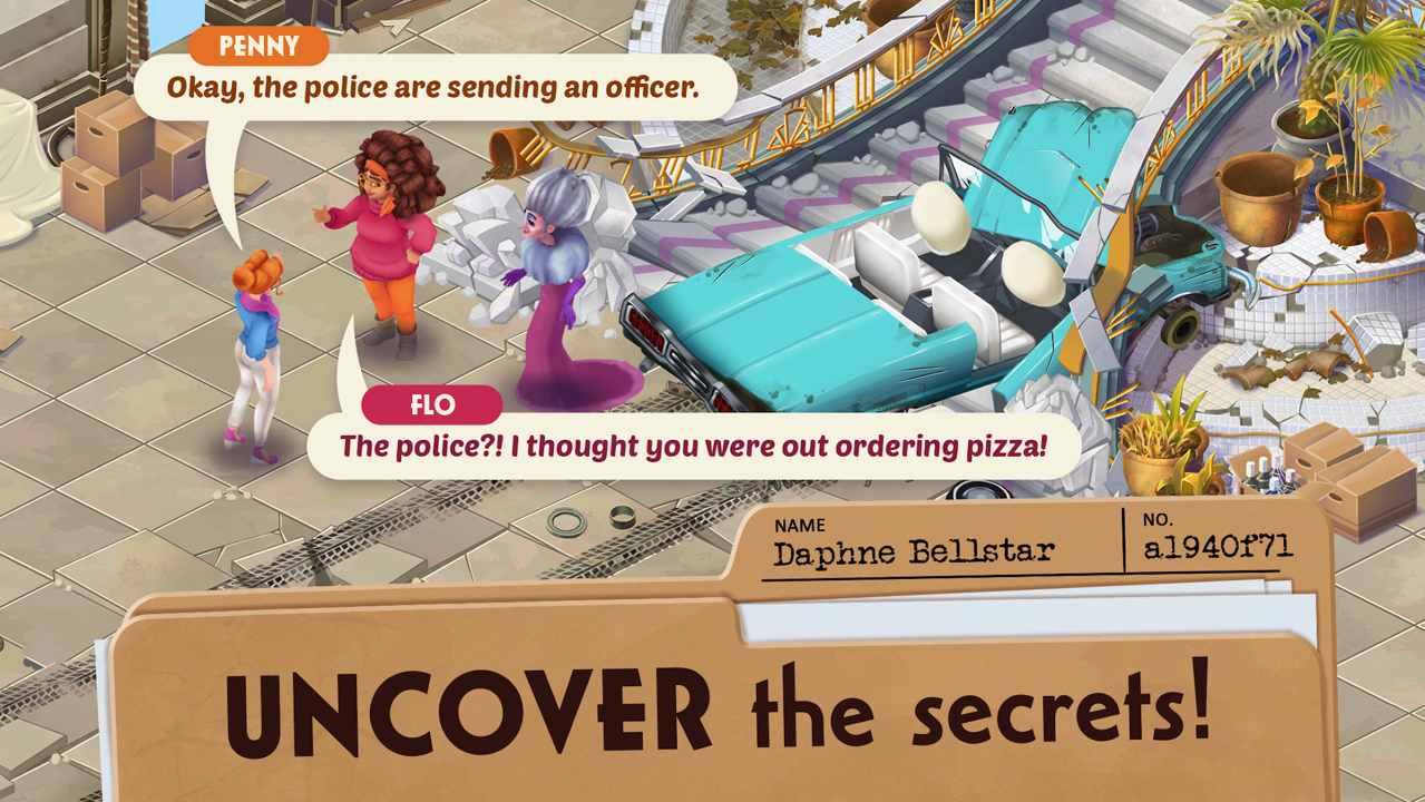 寻找家园游戏破解版