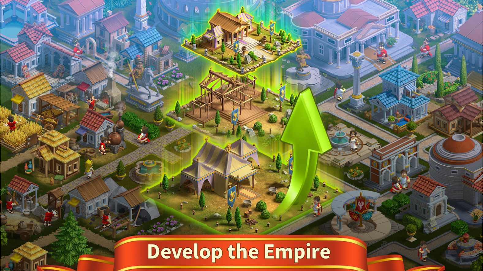 罗马帝国的崛起游戏安卓版