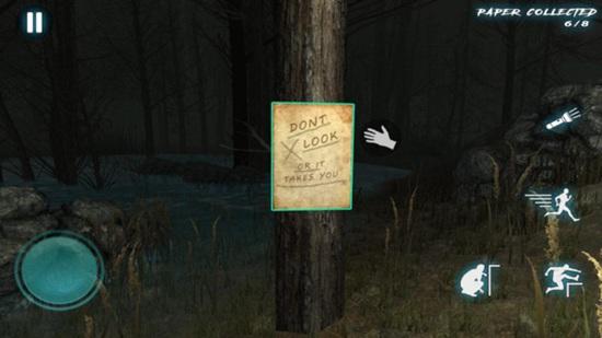 恐怖森林奶奶的游戏安卓版