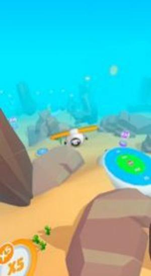 天空滑翔机3D最新官方版