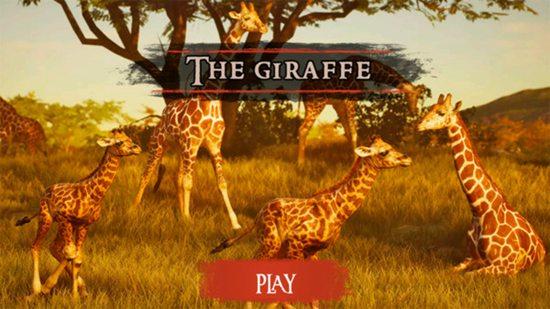 沙雕长颈鹿模拟器手游安卓版