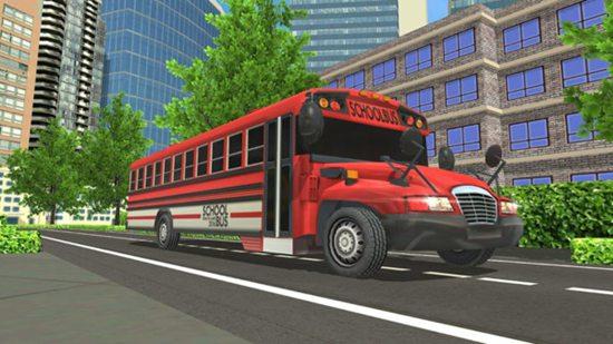 校车驾驶室模拟器手游安卓版
