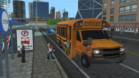 校车驾驶室模拟器中文版