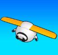 天空滑翔机3D安卓手机版  3.6