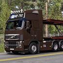 欧洲卡车货运驾驶模拟器2020