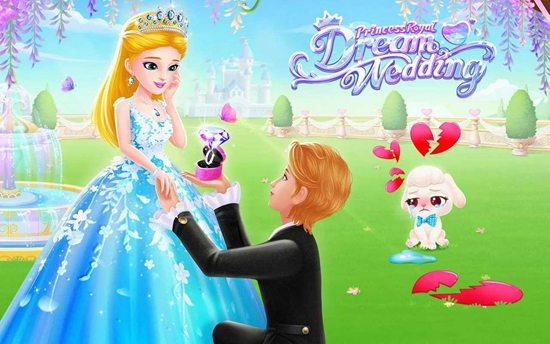 美美公主之梦幻婚礼游戏内购版