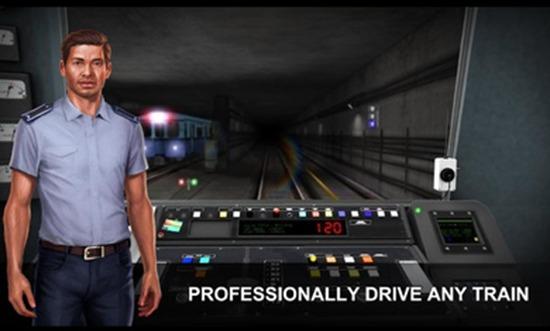 地铁模拟器3d破解汉化版