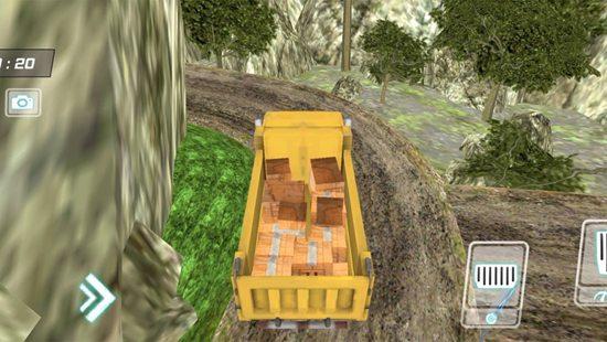 印度货运卡车运输手机汉化版
