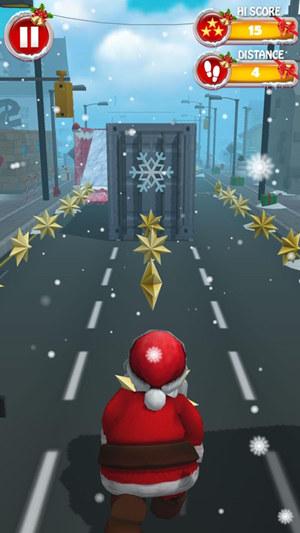 欢乐圣诞老人跑酷安卓版