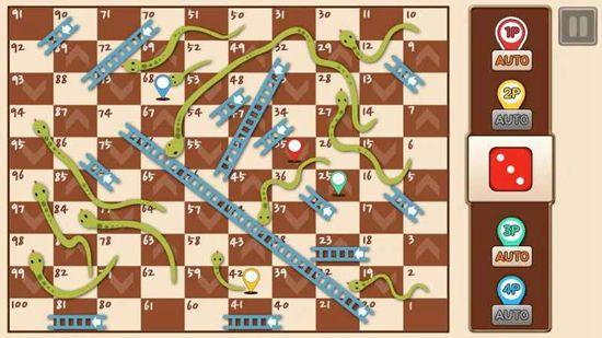 蛇与梯子王游戏安卓版