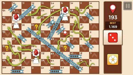 蛇与梯子王最新版