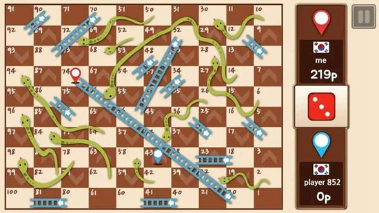 蛇与梯子王最新安卓版