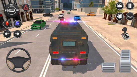 美国警车驾驶游戏下载