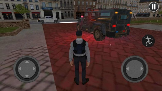 美国警车驾驶模拟器最新版
