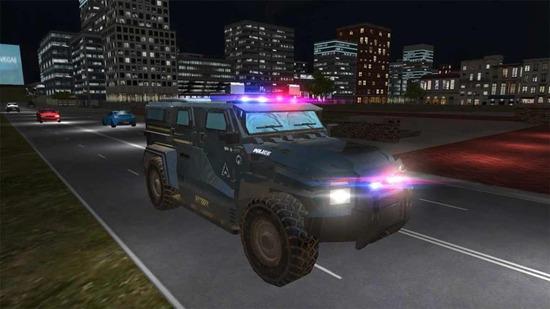 美国警车驾驶模拟器最新官方版