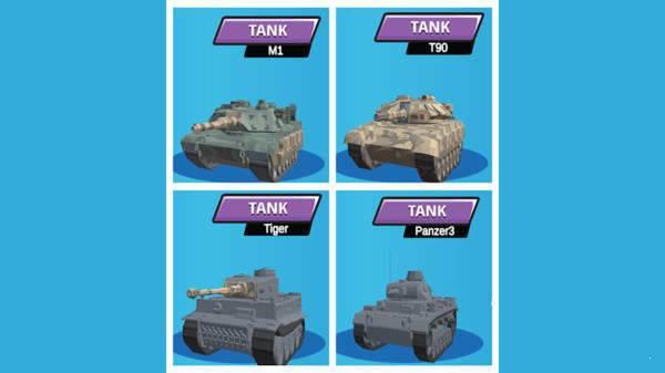 终极坦克淘汰赛安卓版