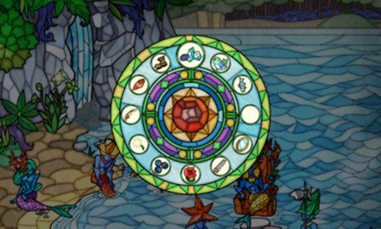 小玫瑰花彩色玻璃冒险游戏下载