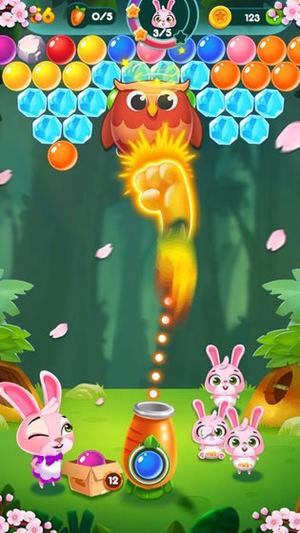 兔子泡泡龙动物森林最新版